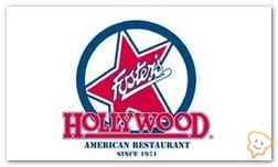 Restaurante Foster's Hollywood - Max Ocio