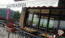 Restaurante Gazteategi
