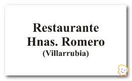 Restaurante Hnas Romero
