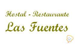Restaurante Hostal Restaurante Las Fuentes
