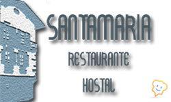 Restaurante Hostal Restaurante Santa María