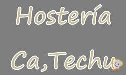 Restaurante Hosteria Ca,Techu
