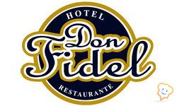 Restaurante Hotel Don Fidel