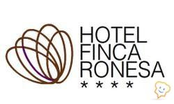 Restaurante Hotel Finca Ronesa