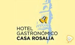 Restaurante Hotel Gastronomico Casa Rosalia