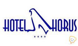 Restaurante Hotel Horus Salamanca (Salones)