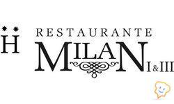 Restaurante Hotel Restaurante Milan I