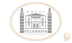 Restaurante Hotel Restaurante Villamaria