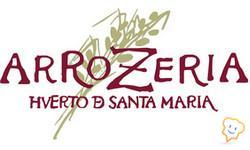 Restaurante Huerto de Santa María