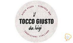 Restaurante il tocco giusto madrid for Pizzeria il tocco