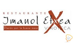 Restaurante Imanol Etxea Vinoteca