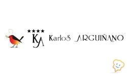 Restaurante Karlos Arguiñano