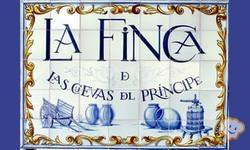 Restaurante La Finca de las Cuevas del Principe