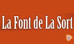 Restaurante La Font De La Sort Sant Quirze Del Vallès