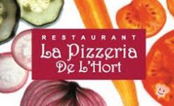 Restaurante La Pizzeria de L' Hort