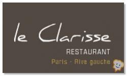 Restaurante Le Clarisse