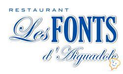 Restaurante Les Fonts d'Aiguadolç