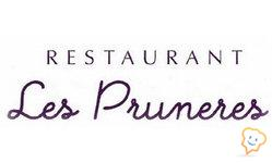 Restaurante Les Pruneres