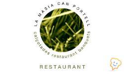 Restaurante Masia Can Portell