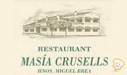 Restaurante Masía Crusells