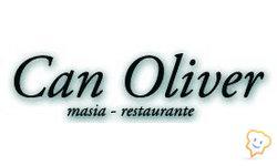 Restaurante Masia-Restaurant Can Oliver