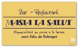 Restaurante Masia la Salut