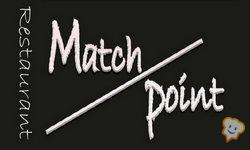 Restaurante Match Point