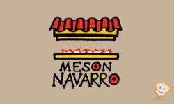 Restaurante Mesón Navarro I