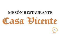 Restaurante Meson Restaurante Casa Vicente
