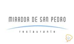 Restaurante Mirador de San Pedro