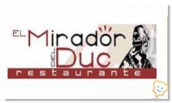 Restaurante Mirador del Duc