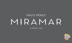 Restaurante Miramar - Paco Pérez