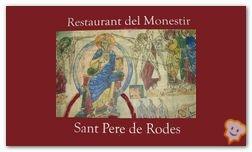 Restaurante Monasterio de Sant Pere de Rodes
