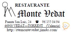 Restaurante Monte Vedat