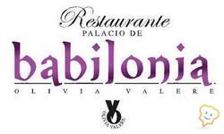 Restaurante Palacio de Babilonia - Olivia Valère