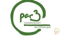 Restaurante Par3 Golf