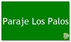 Restaurante Paraje Los Palos