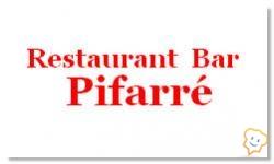Restaurante Pifarre
