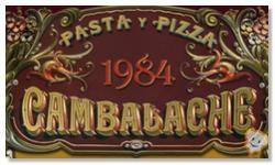 Restaurante Pizzería Cambalache