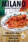 Restaurante Pizzeria Milano