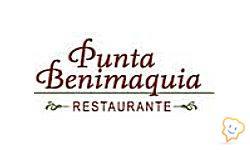 Restaurante Punta Benimaquia