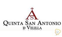 Restaurante Quinta San Antonio, Velilla de San Antonio ...