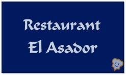 restaurante restaurant el asador la jonquera. Black Bedroom Furniture Sets. Home Design Ideas