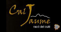 Restaurant Cal Jaume