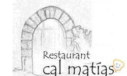 Restaurant Cal Matias