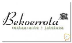 Restaurante Beko Errota