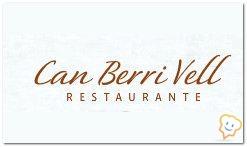 Restaurante Can Berri Vell