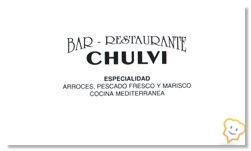 Restaurante Chulvi