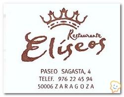 Restaurante Eliseos