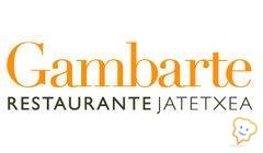 Restaurante Gambarte Jatetxea